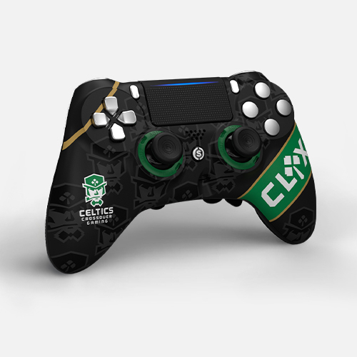 Scuf Impact Celtics Crossover Gaming