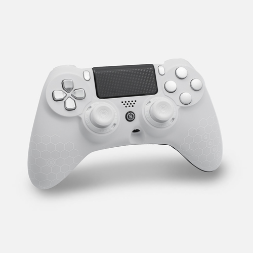 Scuf Impact Honeycomb White
