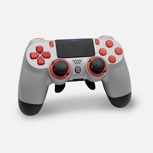 Scuf Infinity4PS Pro Anodized Silver