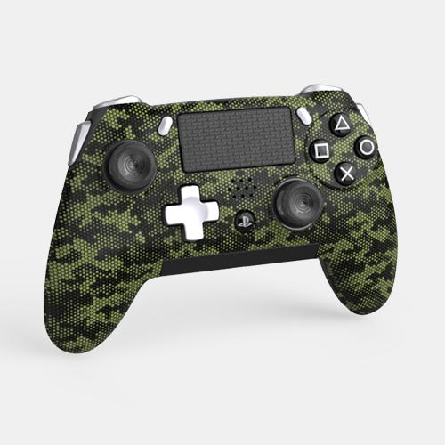 Scuf Vantage Hex Camo Army Green