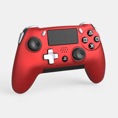 Scuf Vantage Metallic Red