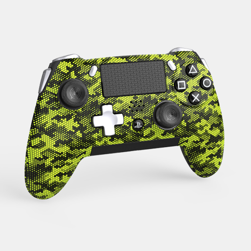 Scuf Vantage Hex Camo Yellow