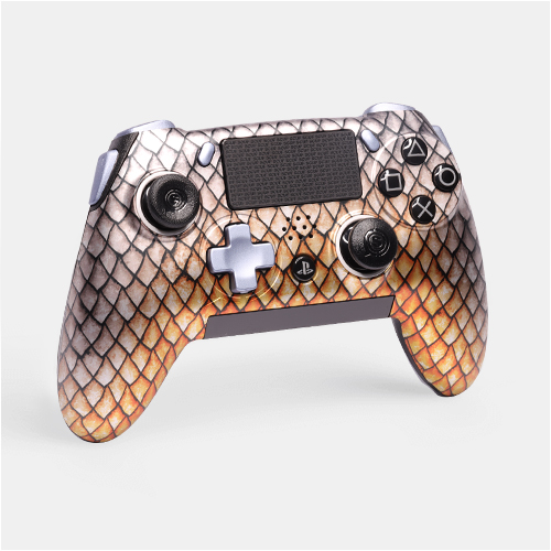 Scuf Vantage Dragon Gold