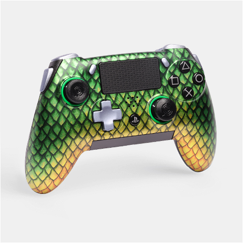 Scuf Vantage Dragon Green