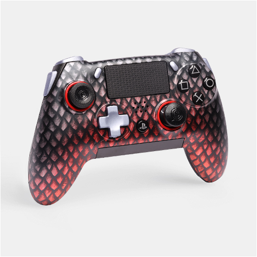 Scuf Vantage Dragon Red