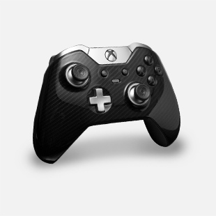 Scuf Elite Carbon Fiber Black