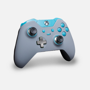 Scuf Elite Light Gray