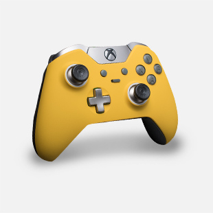 Scuf Elite Yellow