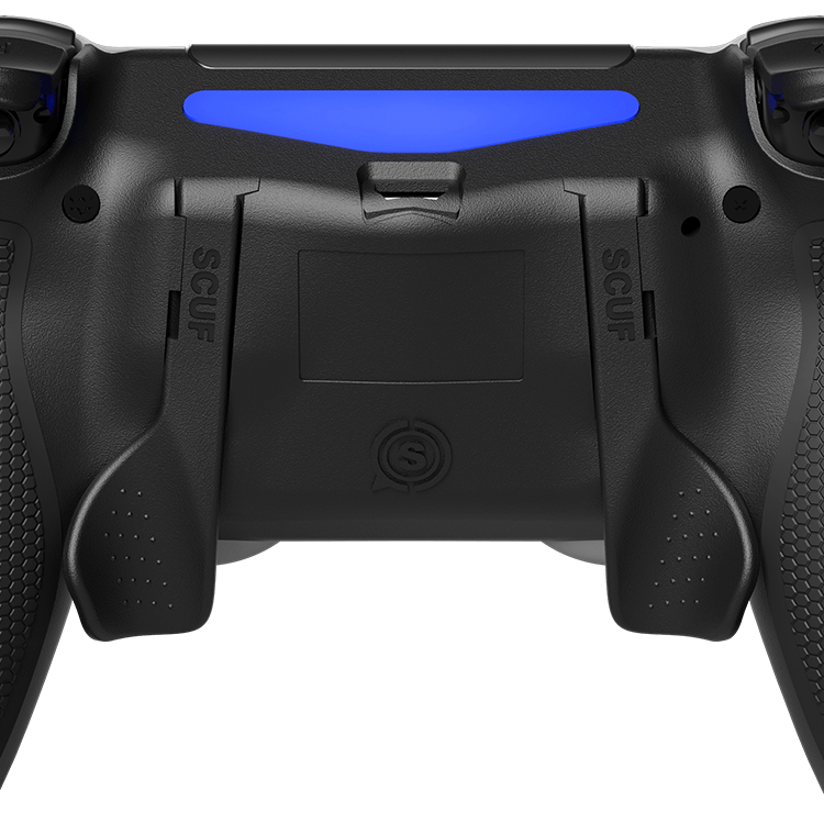 REMAPPABLE PADDLES
