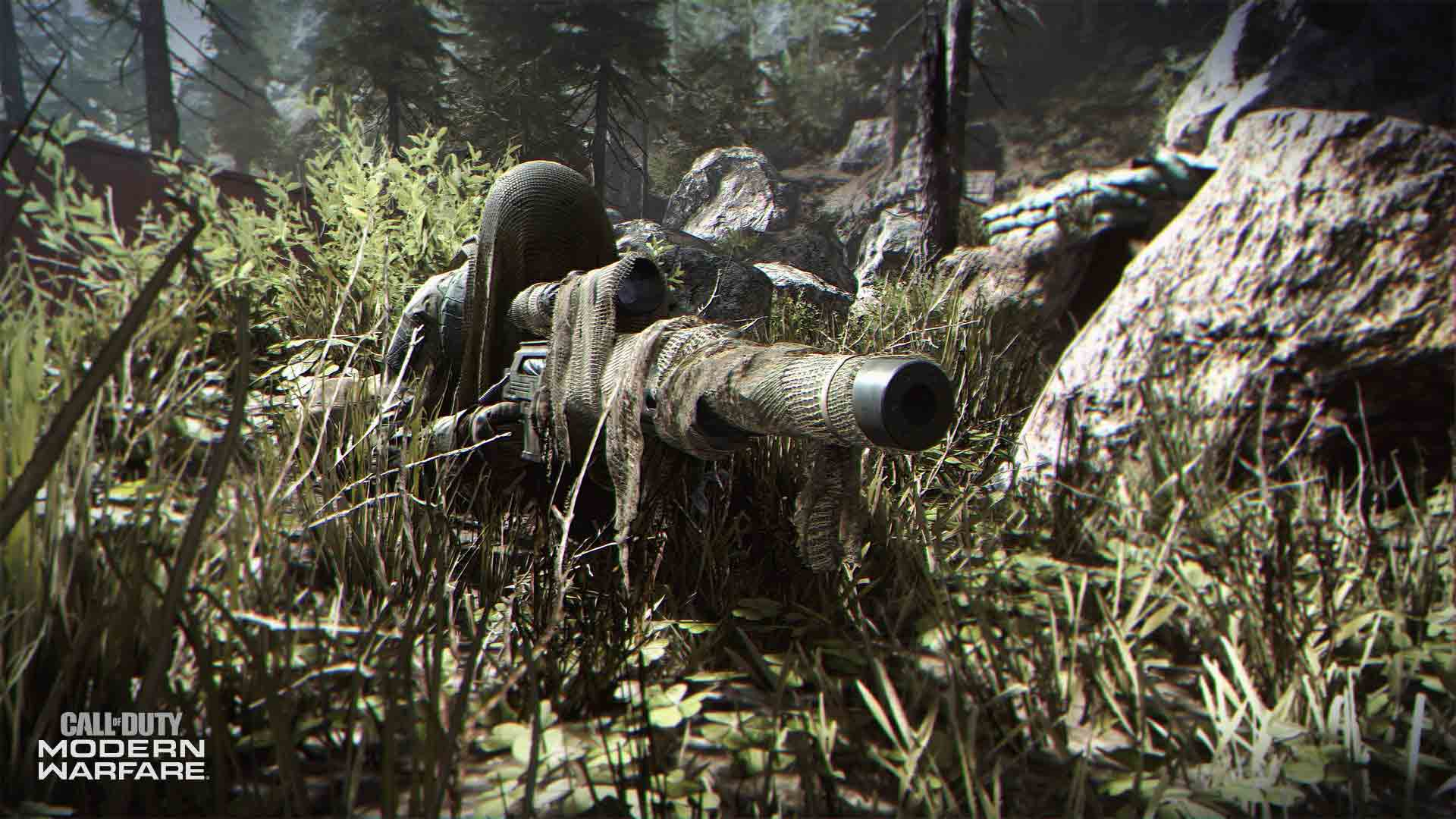Call of Duty Sniper Image