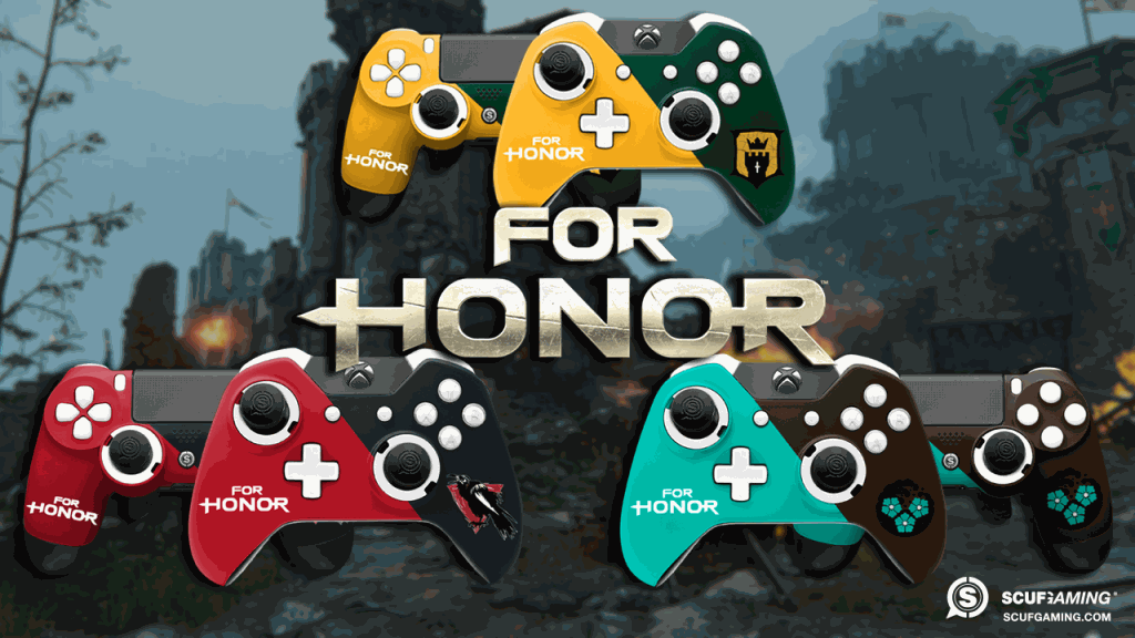 For Honor Giveaway
