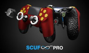 Infinity4PS PRO controller launch