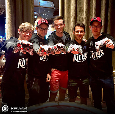 super high roller poker bowl scuf gaming sponsored controllers