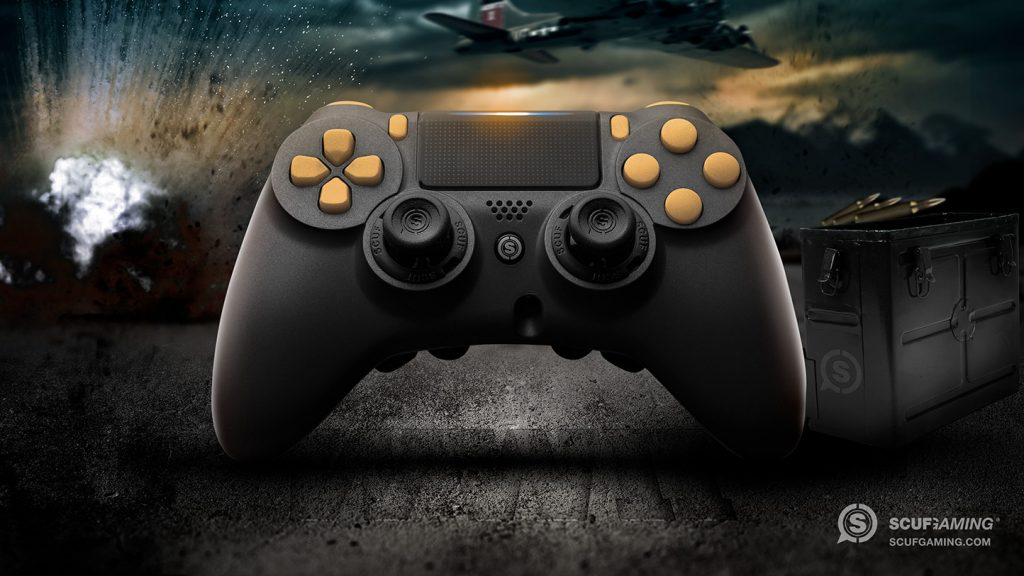 cod-wwii-scuf-impact-custom-controller