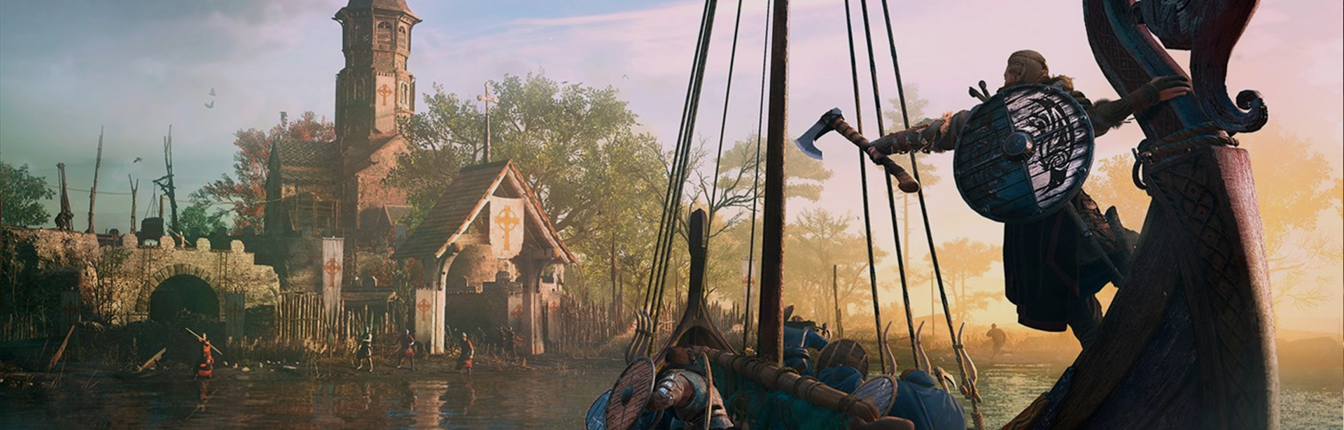 Assassin's Creed Valhalla Game Guide header