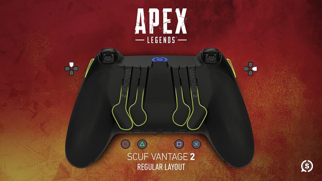 SCUF Vantage 2 Apex Legends Controller Set Up