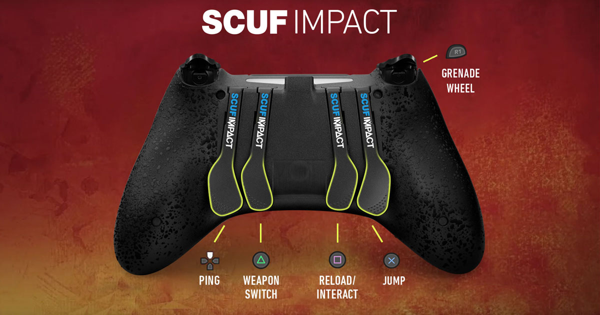 Top Controller Set Ups for Apex Legends