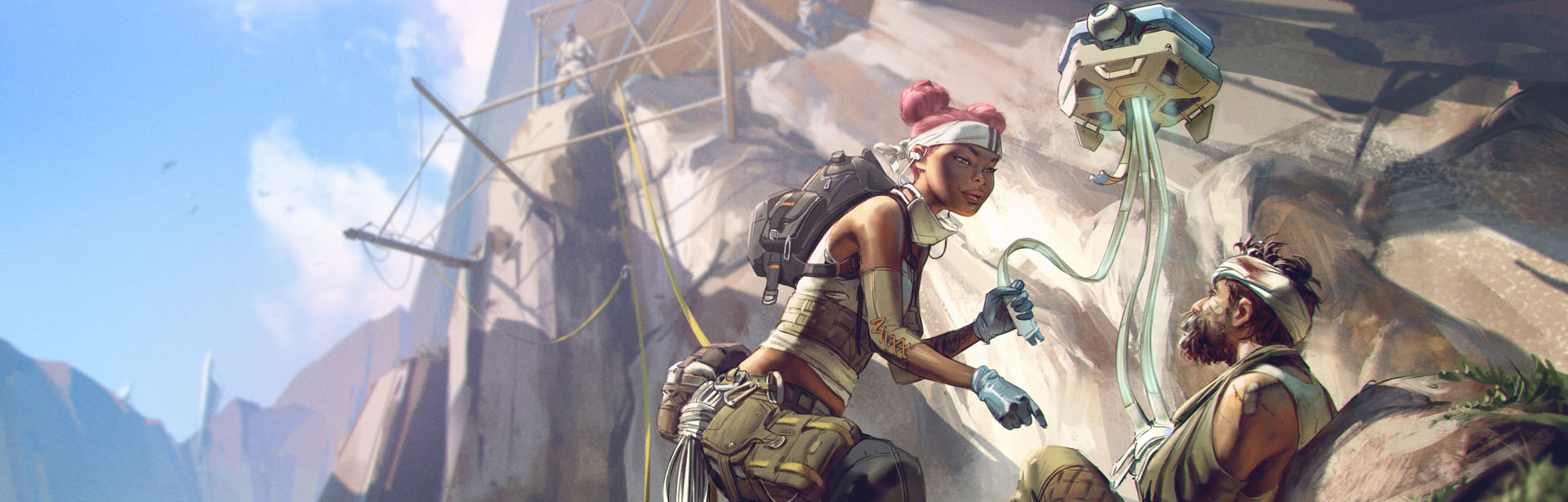 Getting Started in Apex Legends with SCUF Basics header