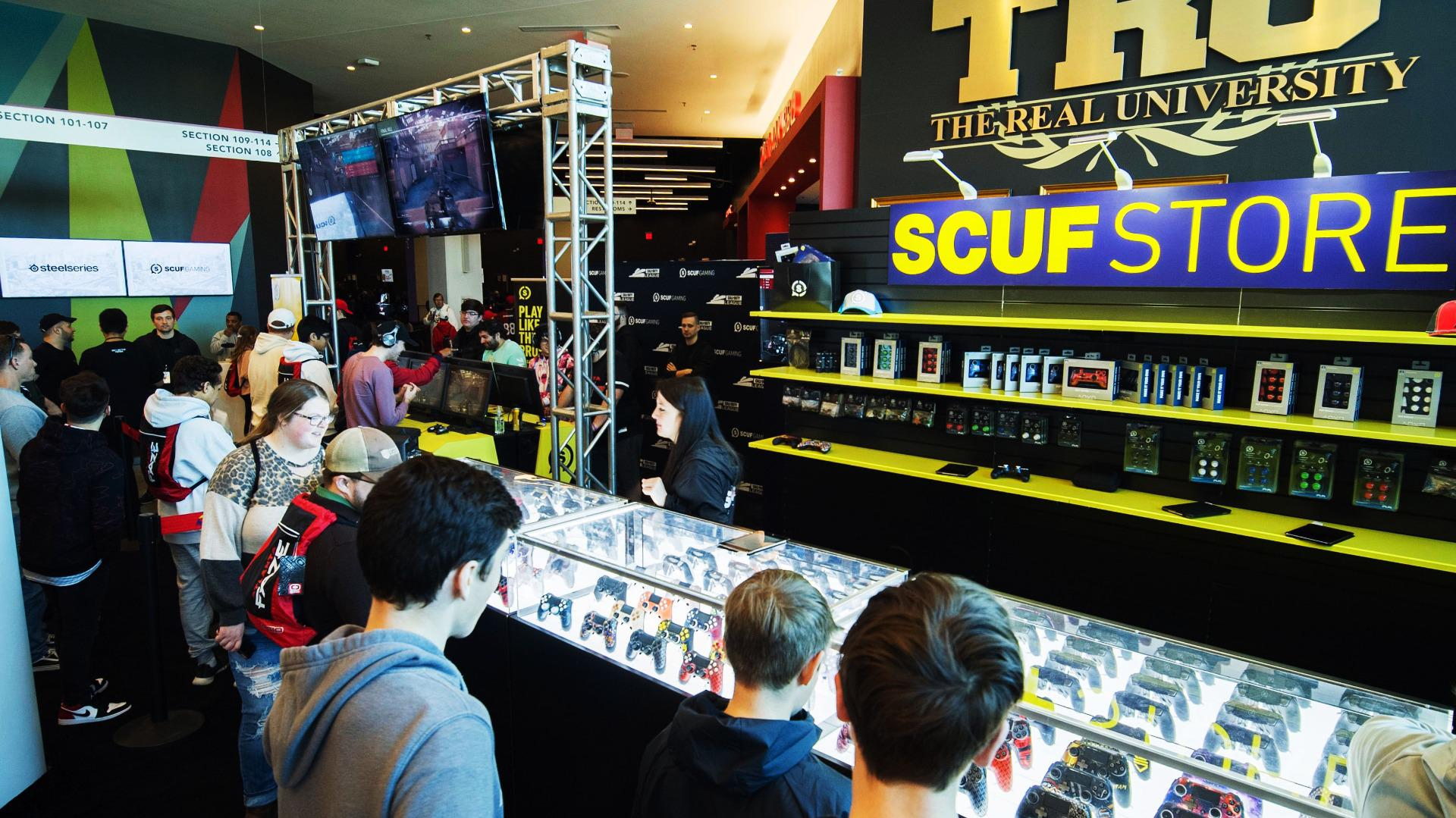 CDL 2020 Atlanta Weekend SCUF Store
