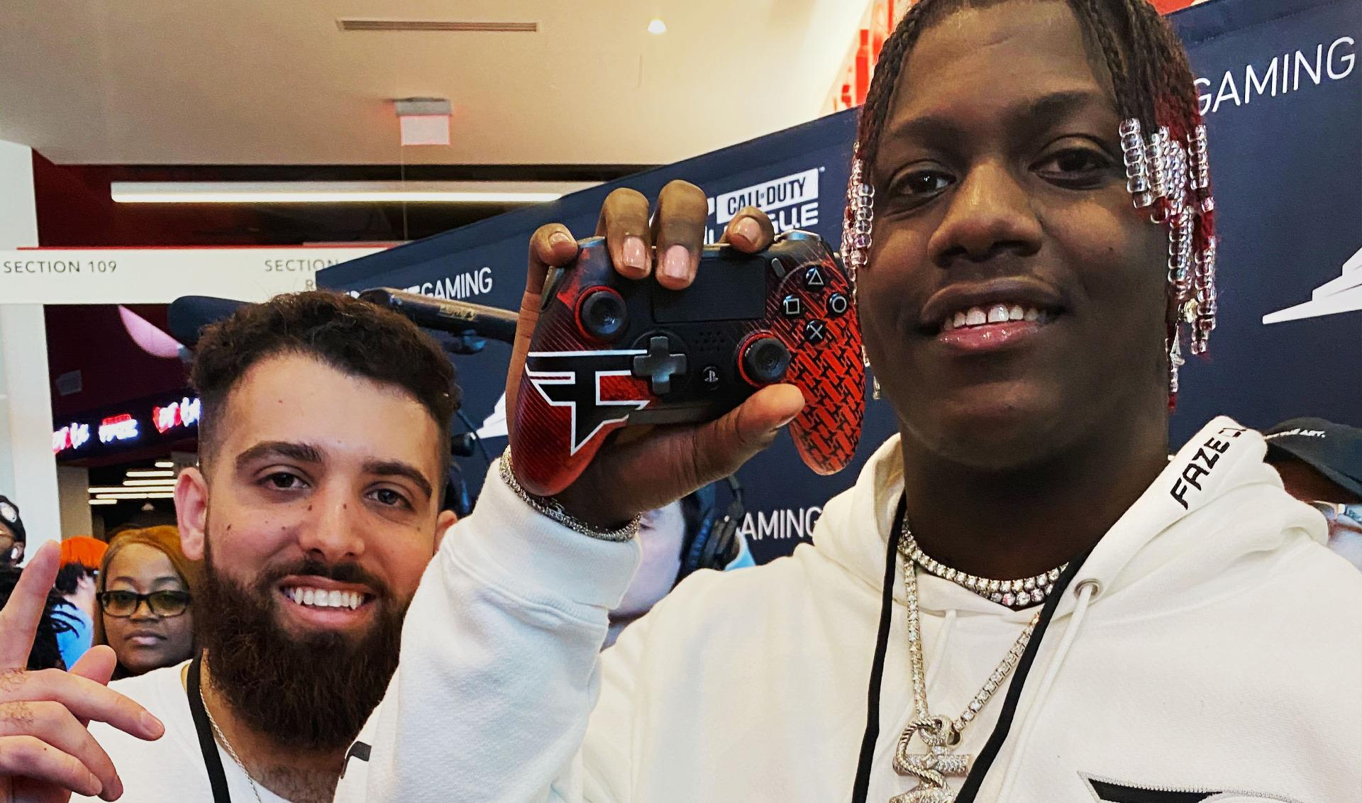 CDL Atlanta Lil Yachty and Faze