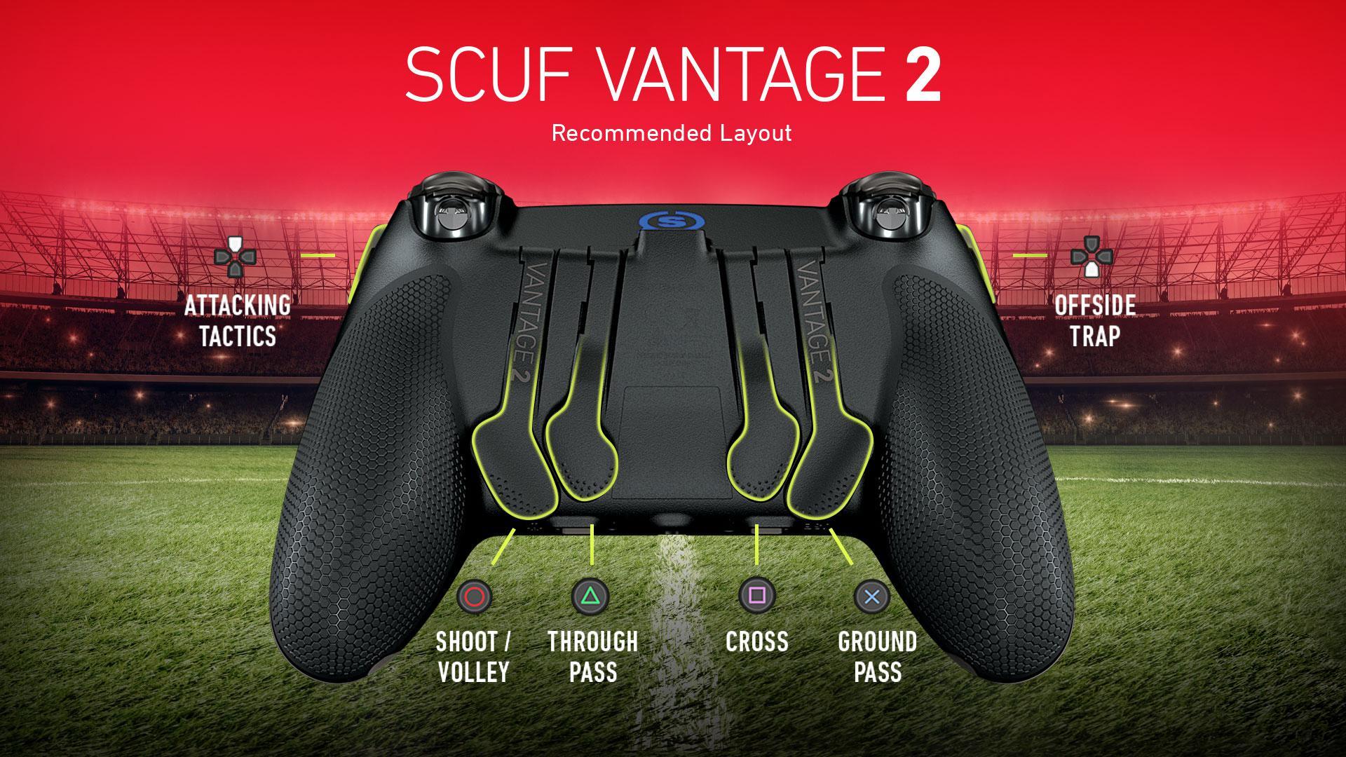 SCUF Vantage 2 FIFA 20 Controller Configuration