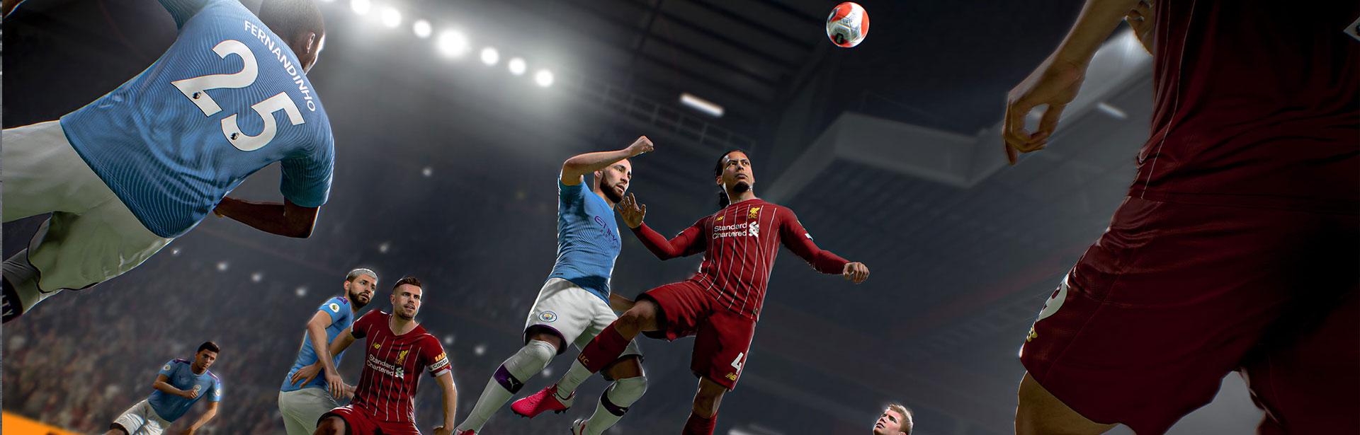 FIFA 21 Game Guide header