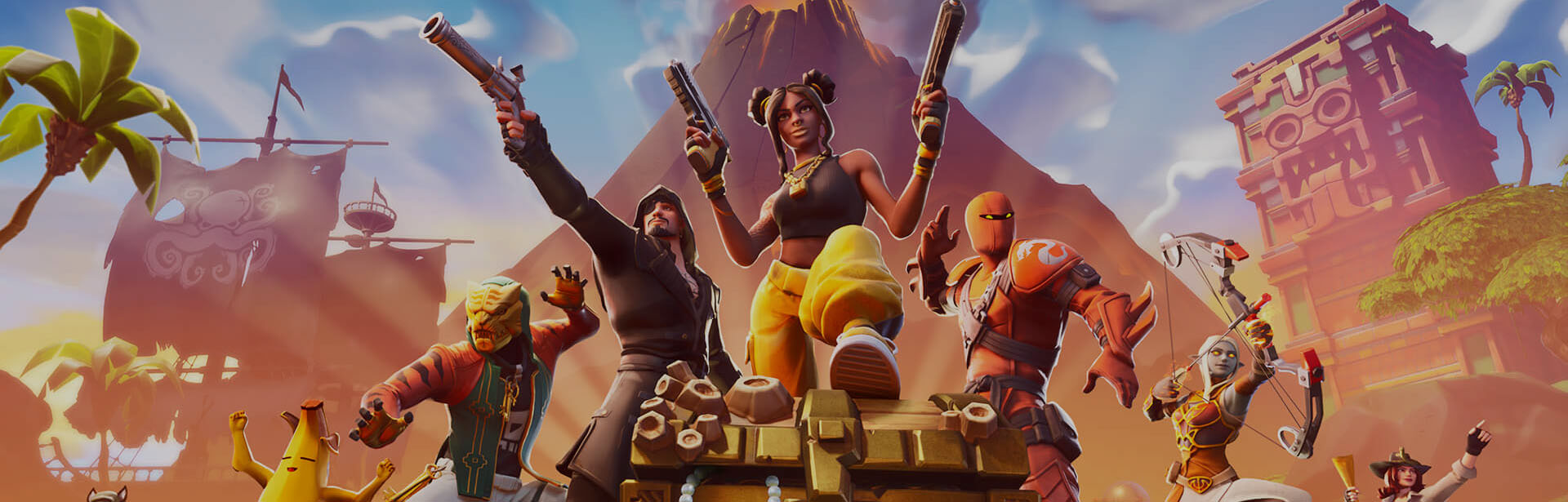 Fortnite Game Guide header