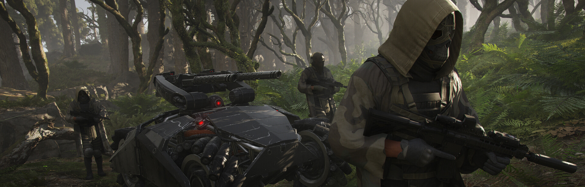 Ghost Recon Breakpoint Game Guide header