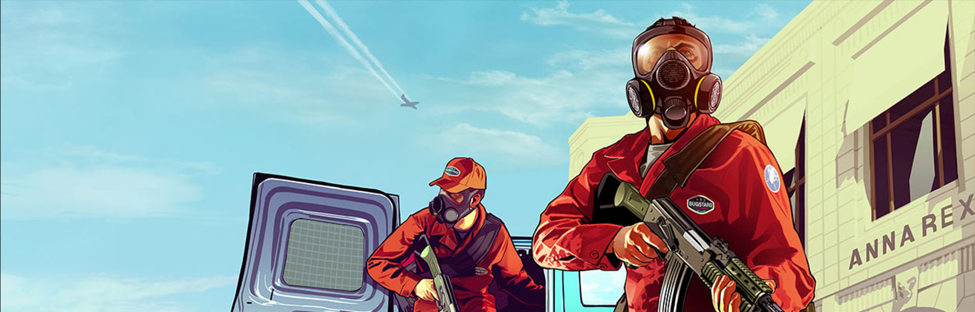 Grand Theft Auto V Game Guide header