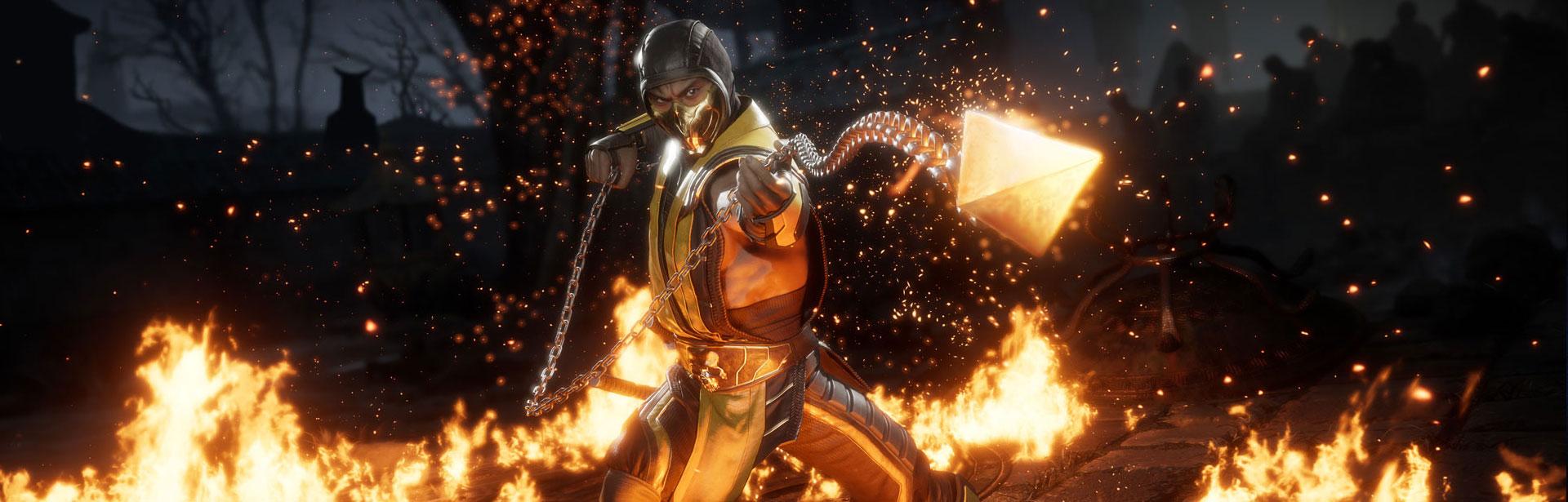 Mortal Kombat 11 Game Guide header