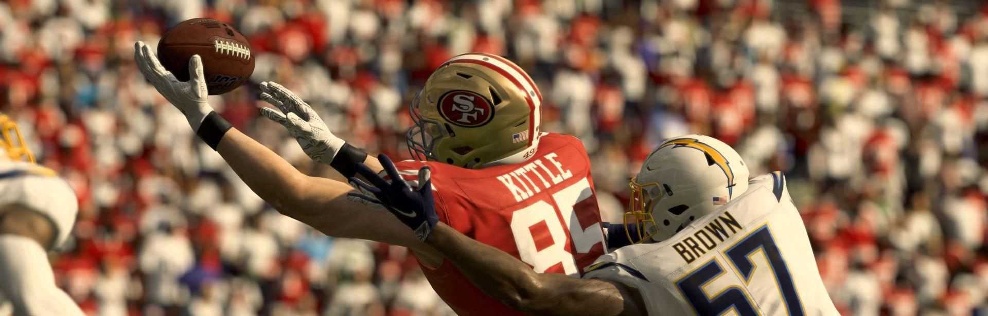 Madden NFL 20 Game Guide header