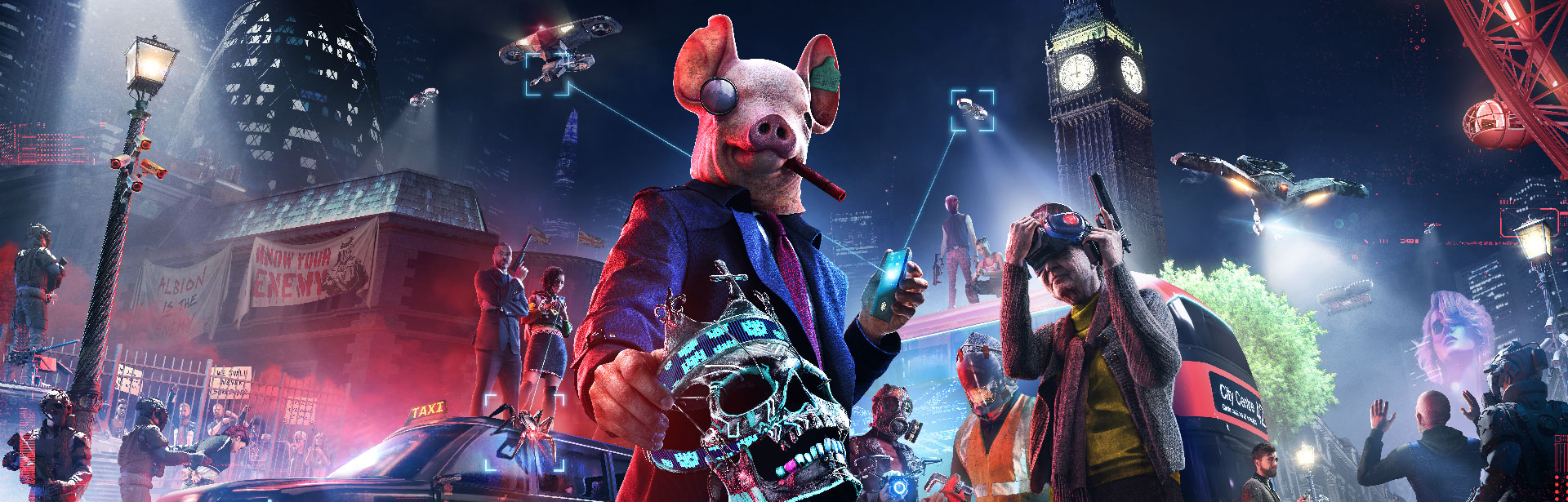 Watch Dogs Legion Game Guide header