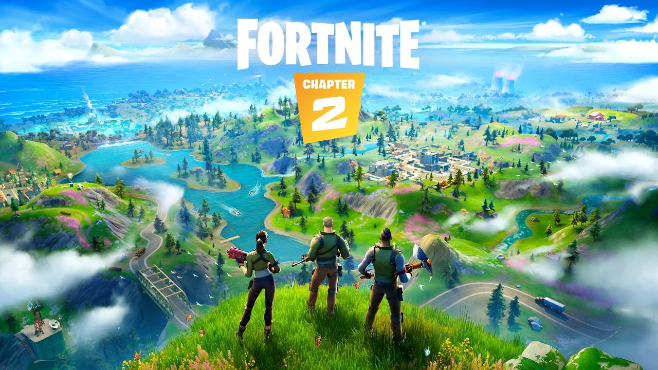 What is New in Fortnite Chapter 2