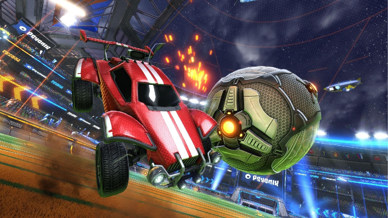 Getting Started in Rocket League with SCUF Basics