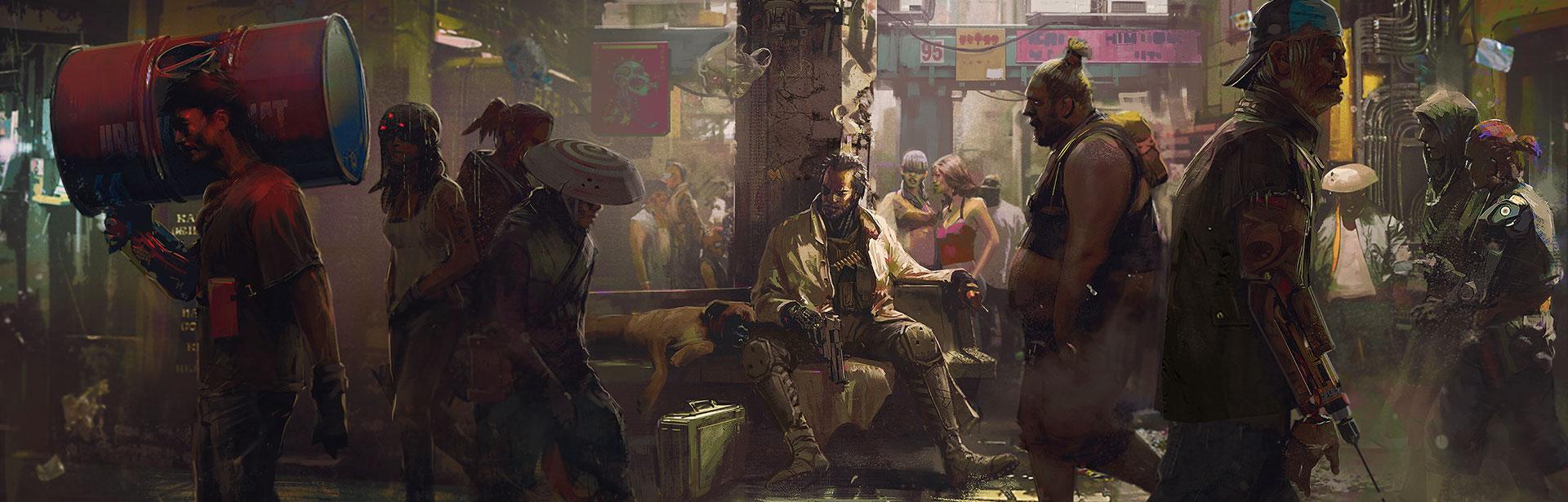 Beginners Tips for Cyberpunk 2077 header