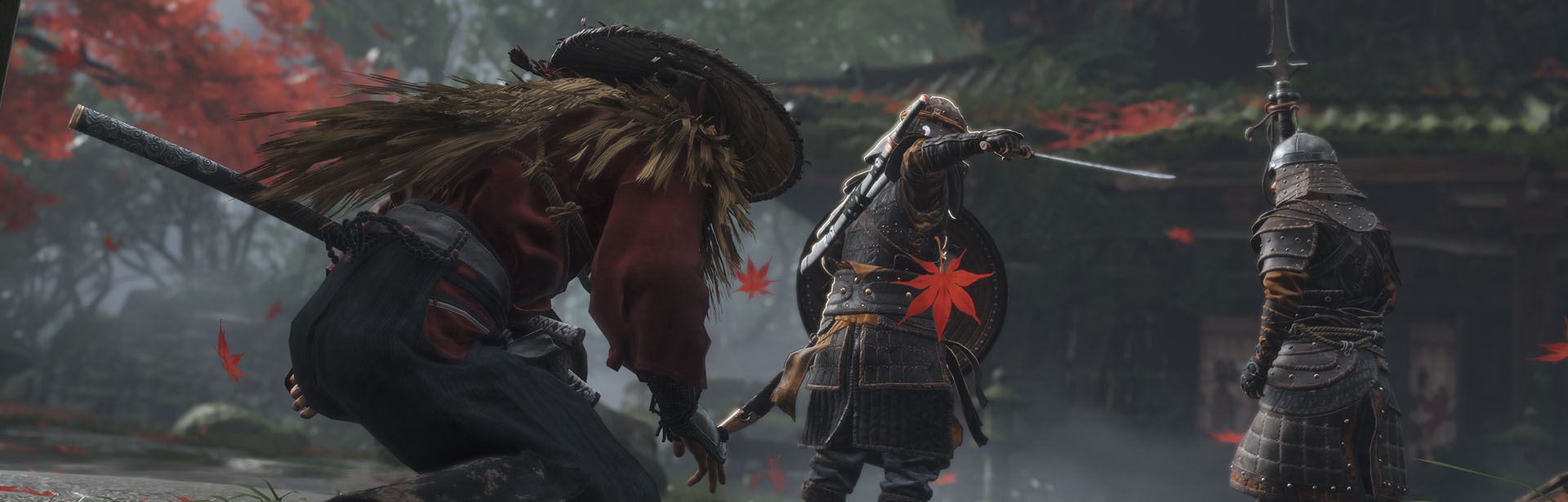 Ghost of Tsushima Game Guide header