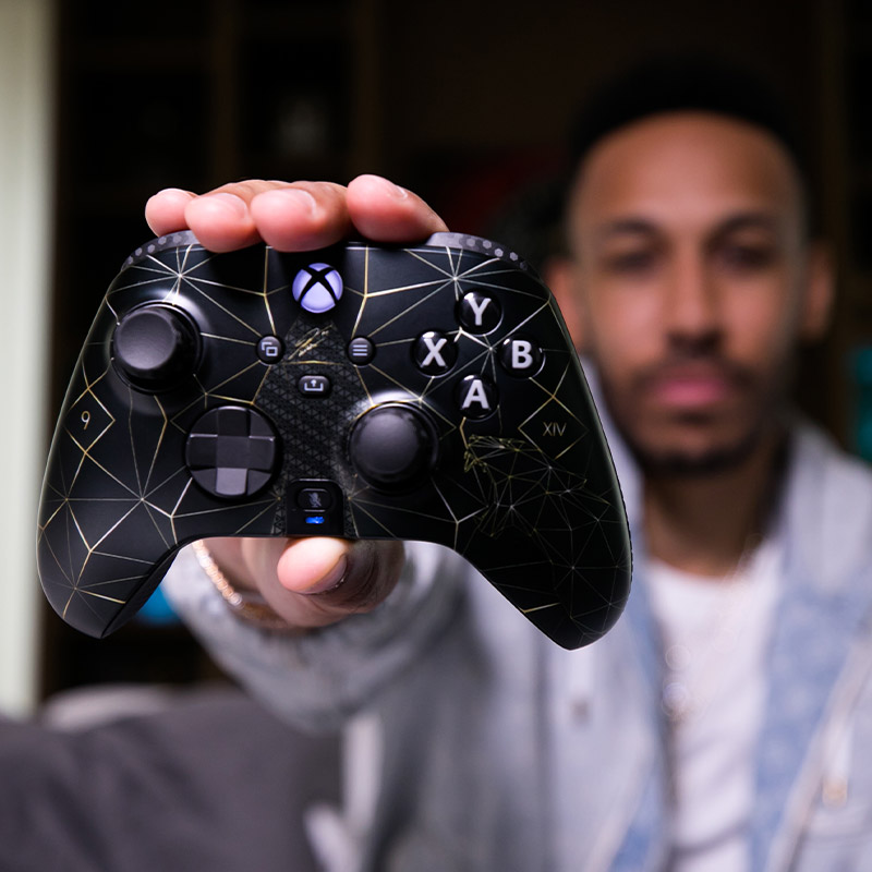European Football Icon, pioneer in the industry and avid gamer.