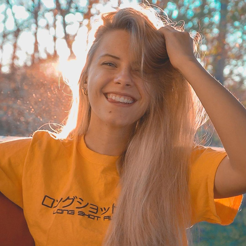 One of the chillest streamers around, Butters is known for her positive and happy personality and message she likes to share.