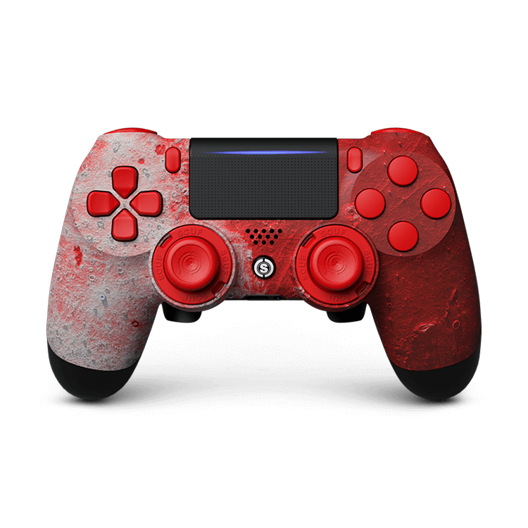 Scuf Infinity4PS Pro Blood Moon