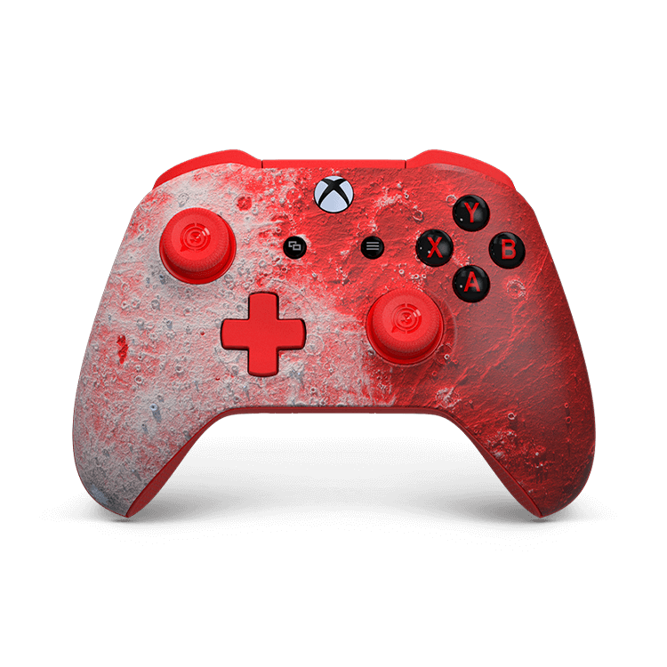 Scuf Prestige Blood Moon