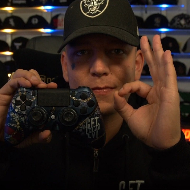 Lambos, iced out watches, completely tricked out gaming rooms — MontanaBlack is transforming what it means to be a gaming YouTuber.