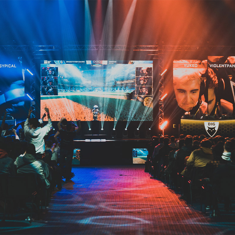 Spacestation Gaming is a professional Esports organization holding the current World champion spot in Rainbow Six Siege, and are competing several other top tier esports titles at the highest level.