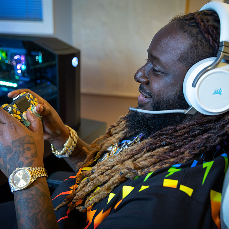 Everyone knows T-Pain, from hits like Buy U a Drank, I'm n Luv, and Bartender