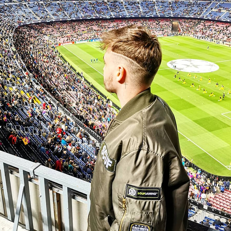 During his days as a professional gamer he was considered one of the best Germans to ever play Call of Duty. Even today ViscaBarca's legacy of in-game skills still stands as something most gamers only hope to achieve.