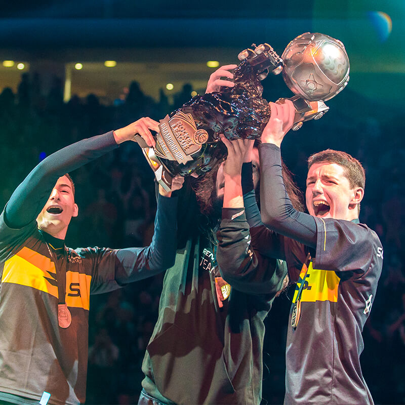 A global esports organisation, Team Vitality is dedicated to the development of excellence and forging a new generation of esports athletes.