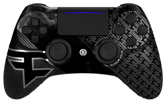 Scuf Impact FaZe Black Ltd Edition Controller for PS4 & PC