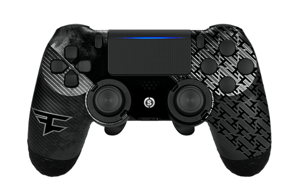 Scuf Infinity4PS Pro FaZe  Black Ltd Edition for PS4 & PC