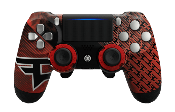 Scuf Infinity4PS Pro FaZe for PS4 & PC