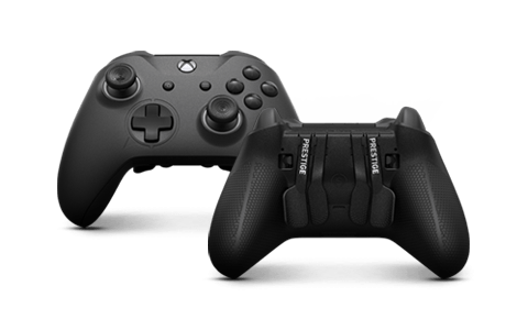 New pro-level controller delivers the best gaming experience for Xbox One.