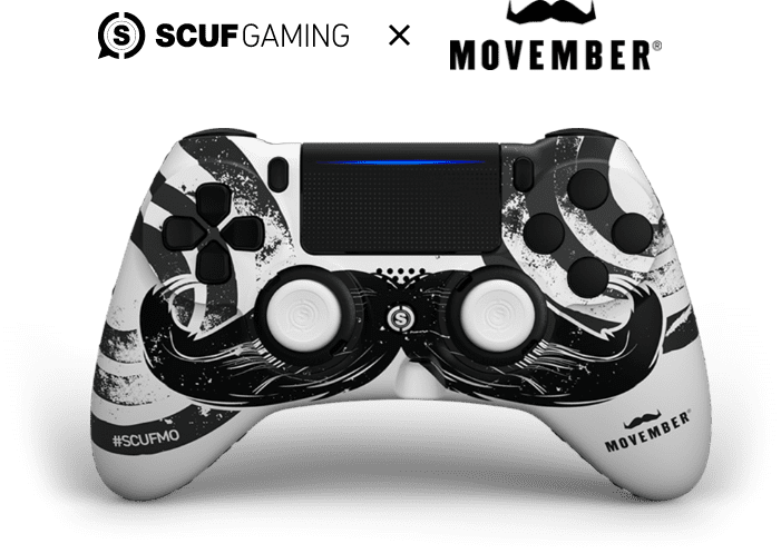 Scuf Gaming | Movember